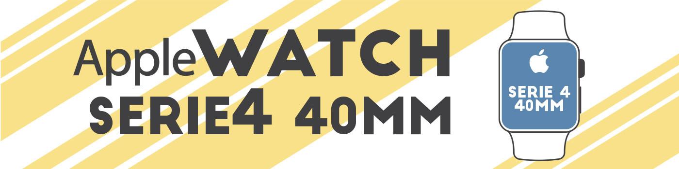 Watch Serie 4 - 40mm